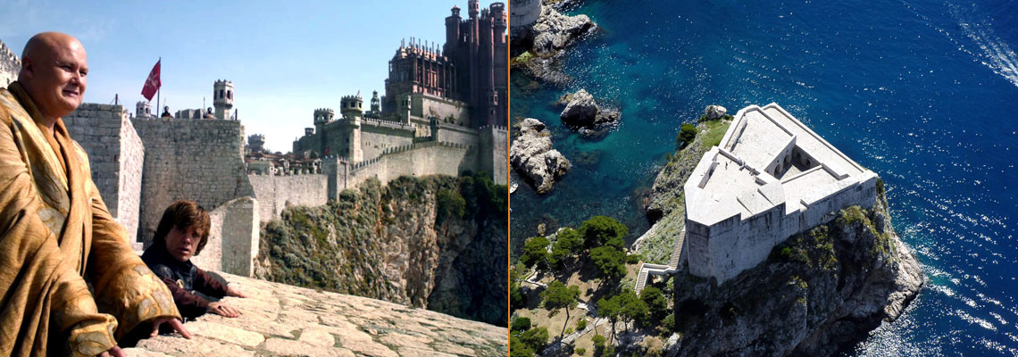Game Of Thrones & A Walk Through The Centuries Combo Tour